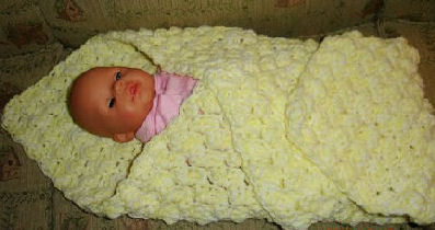 Crochet pattern central free pattern bubbles baby blanket this is the perfect blanket to make when you need a fast baby gift perfect for use in a car seat or stroller works up in about 3 hours and can be dt1010fo