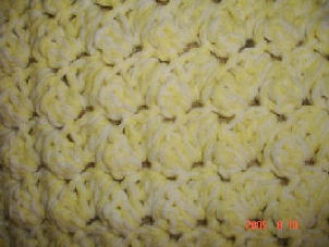 Crochet Pattern Central - Free Pattern - Bubbles Baby Blanket