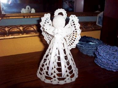 Crochet Pattern Central Angels : Crochet Pattern Central - Free Pattern - Loras Angel